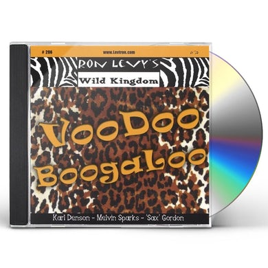 Ron Levy VOODOO BOOGALOO CD