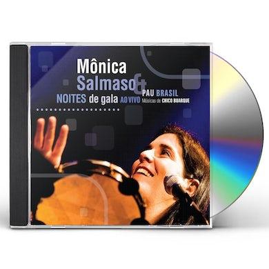 Monica Salmaso NOITES DE GALA SAMBA NA RUA: AO VIVO CD