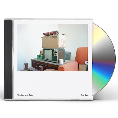 The Sea and Cake ANY DAY CD