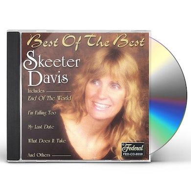 Skeeter Davis BEST OF THE BEST CD