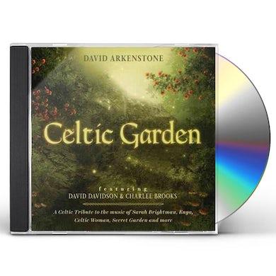 David Arkenstone CELTIC GARDE CD