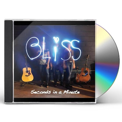Bliss SECONDS IN A MINUTE CD