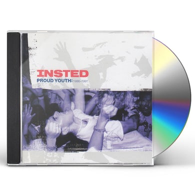 Insted PROUD YOUTH 1986-1991 CD