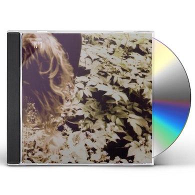 Christina Vantzou NO 1 CD