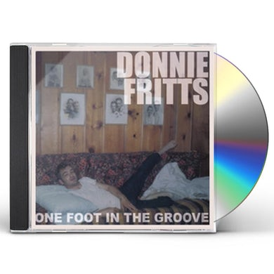 Donnie Fritts ONE FOOT IN THE GROOVE CD
