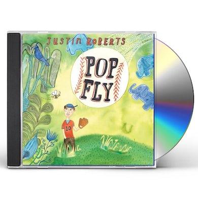 Justin Roberts POP FLY CD