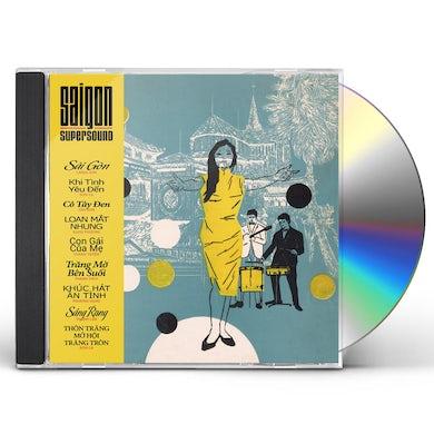 SAIGON SUPERSOUND 2 / VARIOUS CD