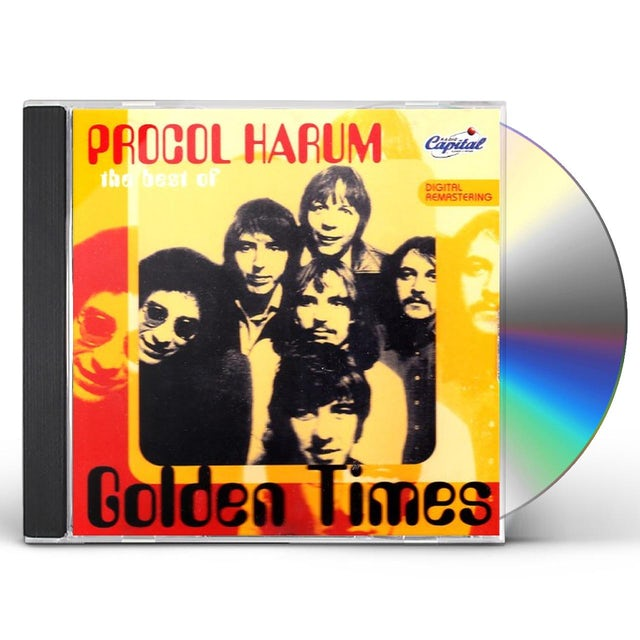 Procol Harum GOLDEN TIMES CD