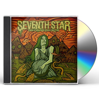 Seventh Star UNDISPUTED TRUTH CD