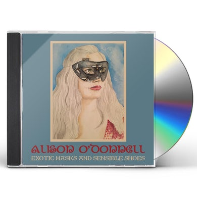 Alison O'Donnell EXOTIC MASKS & SENSIBLE SHOES CD