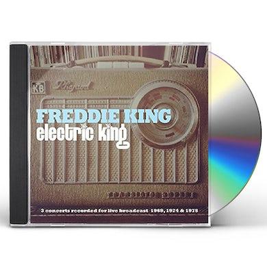 Freddie King ELECTRIC KING CD