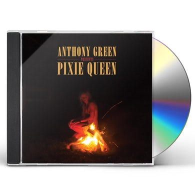 Anthony Green PIXIE QUEEN CD