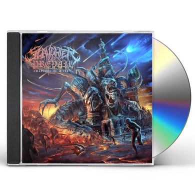 Slaughter To Prevail CHAPTERS OF MISERY CD