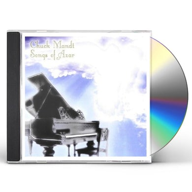 Chuck Mandt SONGS OF AZAR CD