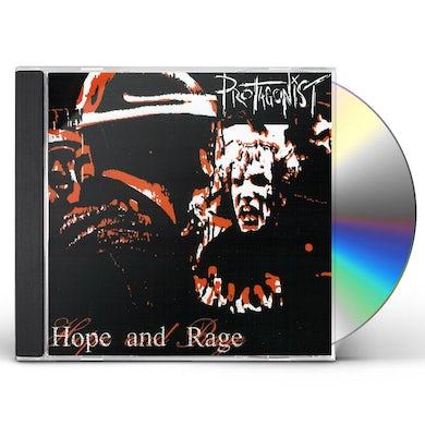 Protagonist HOPE & RAGE CD