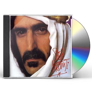 Frank Zappa SHEIK YERBOUTI CD