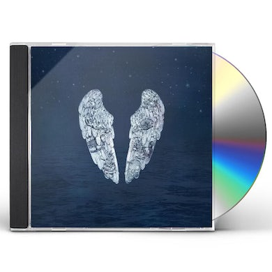 Coldplay GHOST STORIES CD