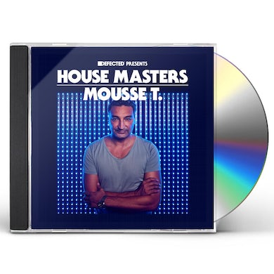 DEFECTED PRESENTS HOUSE MASTERS: MOUSSE T CD