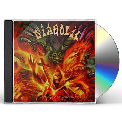 DIABOLIC EXCISIONS OF EXORCISMS CD
