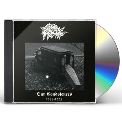 Old Funeral OUR CONDOLENCES CD
