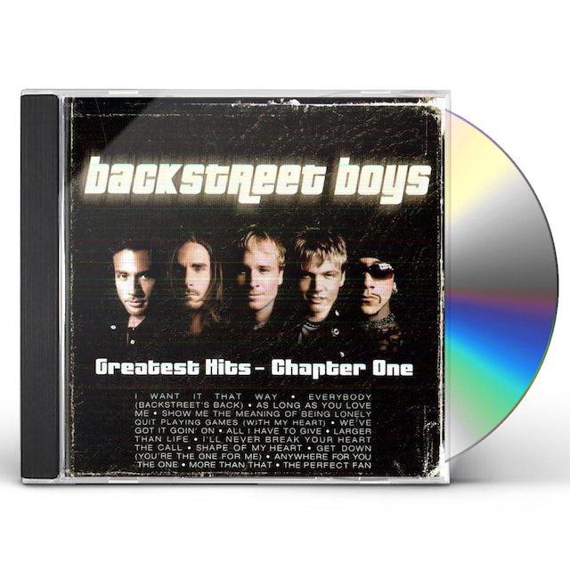 Backstreet Boys GREATEST HITS-CHAPTER 1 CD