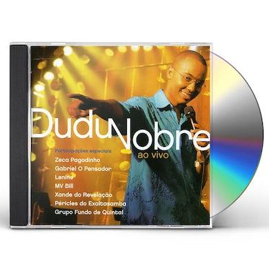 Dudu Nobre LIVE CD