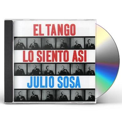 EL TANGO LO SIENTO ASI CD