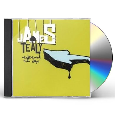 James Tealy REDEEMING THE DAYS CD
