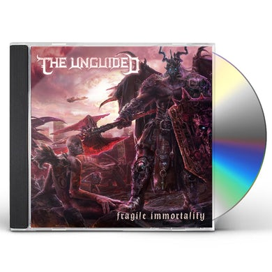 Unguided FRAGILE IMMORTALITY CD