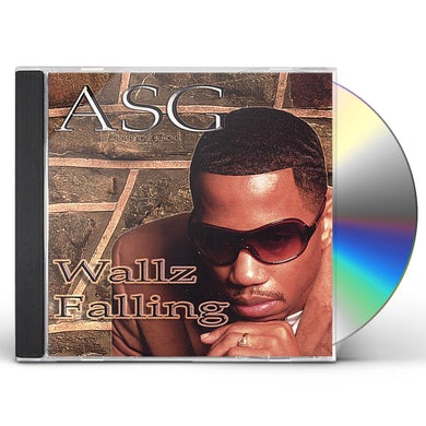 Asg WALLZ FALLING CD