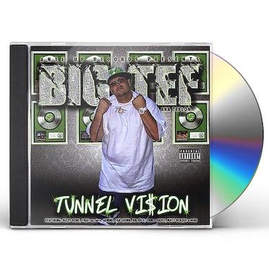 Big Tef TUNNEL VISION CD