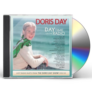 Doris Day DAY TIME ON THE RADIO - LOST RADIO DUETS FROM THE CD