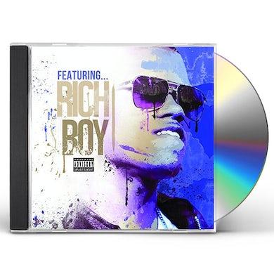 Rich Boy FEATURING CD