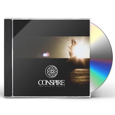 Conspire SCENIC ROUTE CD