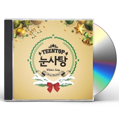 Teen Top SNOW KISS (SEASON ALBUM) CD