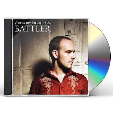 Gregory Douglass BATTLER CD