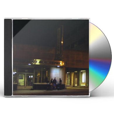 The View MOVING ON CD