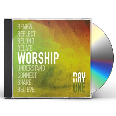 Day One Worship LIVE) CD