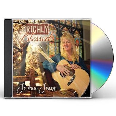 Jo Ann Jones RICHLY BLESSED CD
