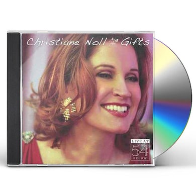 Christiane Noll GIFTS: LIVE AT 54 BELOW CD