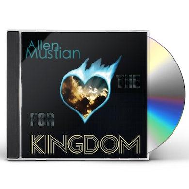 Allen Mustian FOR THE KINGDOM CD