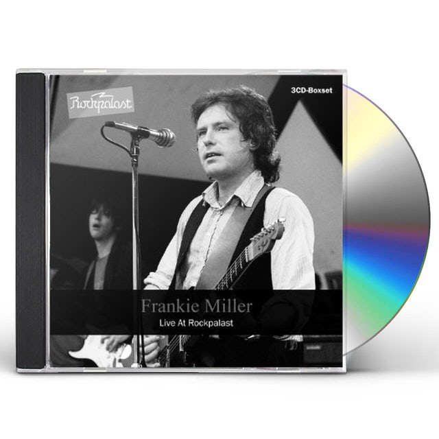 Frankie Miller LIVE AT ROCKPALAST CD
