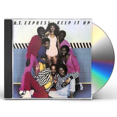 Bt Express KEEP IT UP CD