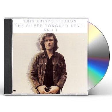 Kris Kristofferson SILVER TONGUED DEVIL & I CD