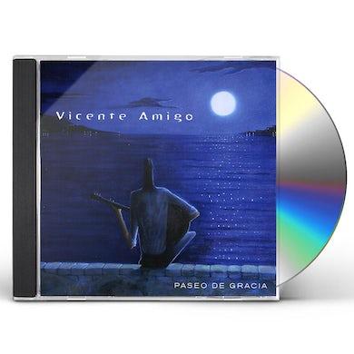 Vicente Amigo PASEO DE GRACIA CD
