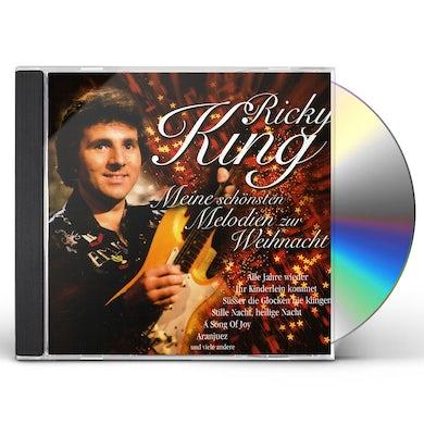 Ricky King MEINE SCHONSTEN WEIHNACHTSLIEDER CD