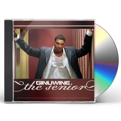 Ginuwine SENIOR CD