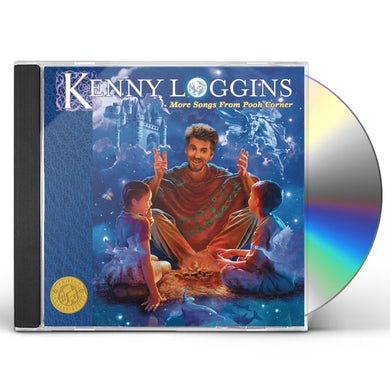 Kenny Loggins MORE SONGS FROM POOH CORNER CD