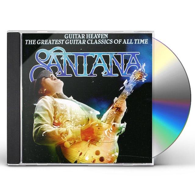 Santana GUITAR HEAVEN: GREATEST GUITAR CLASS CD
