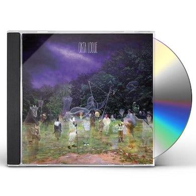 Okta Logue BALLADS OF A BURDEN CD